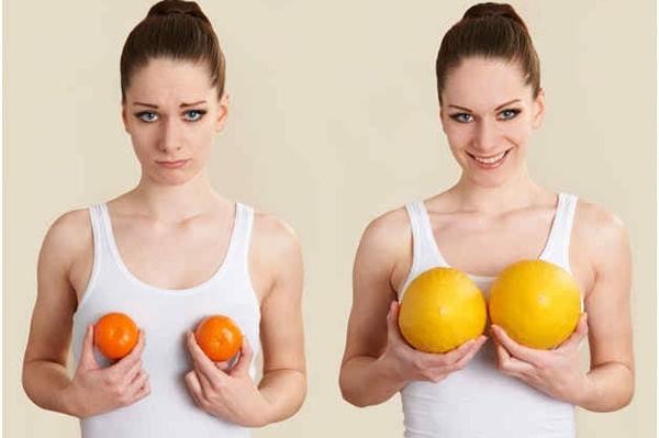 Ngực của phụ nữ vẫn có thể tiếp tục phát triển khi đã trưởng thành