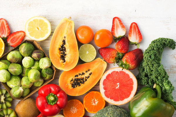 Da cần được bổ sung nhiều vitamin C