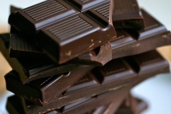 Chocolate đen giúp chống oxy hóa