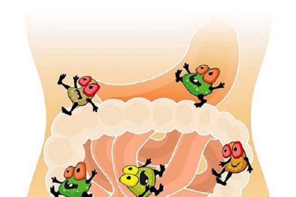 Thuốc có thể gây ra tác dụng phụ là rối loạn tiêu hóa