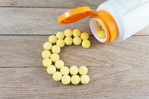 Thuốc được chỉ định trong trường hợp thiếu vitamin C và kẽm