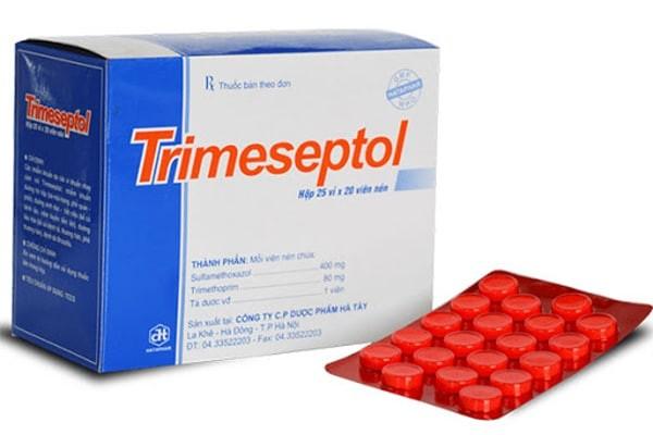 Thuốc Trimeseptol
