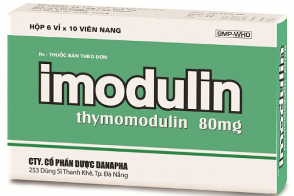 Thuốc Thymomodulin