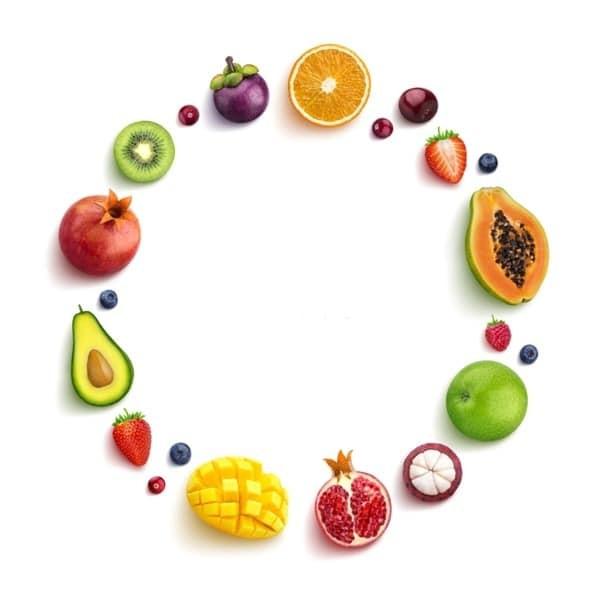 trái cây detox