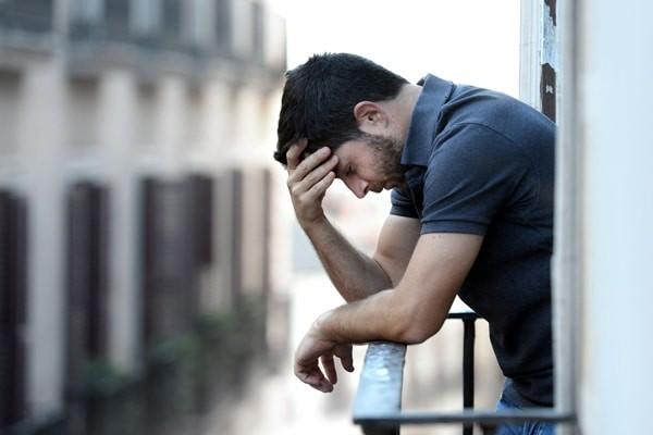 Trầm cảm nam giới có thể dẫn đến cảm giác chán chường, mệt mỏi