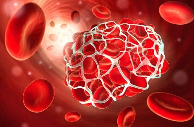 vitamin K tham gia vào đông máu