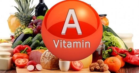 thực phẩm chứa vitamin A