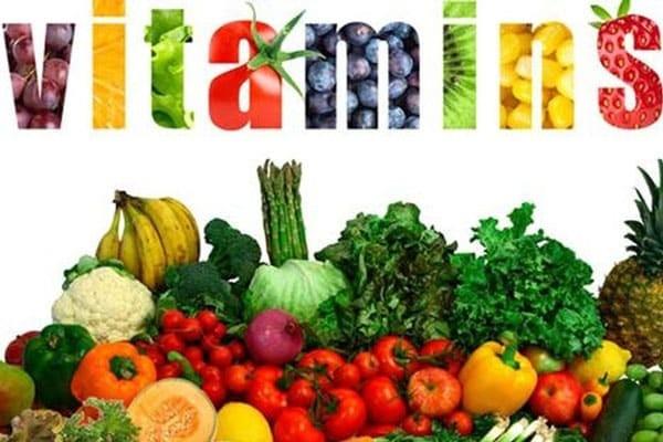 Các loại khoáng chất và vitamin rất cần thiết cho cơ thể