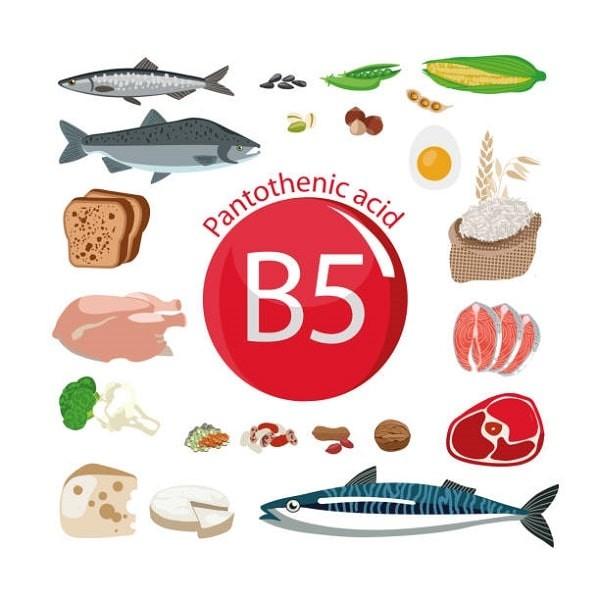 Loại vitamin cho trẻ này giúp tổng hợp ra chất béo có lợi