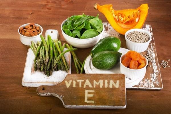 Chế độ ăn hằng ngày cũng đã có nhiều loại vitamin này