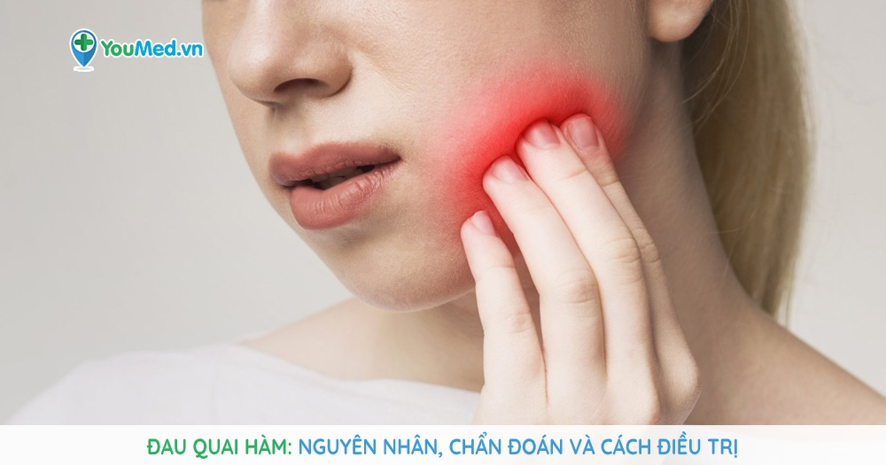 Đau quai hàm - Nguyên nhân, chẩn đoán và cách điều trị