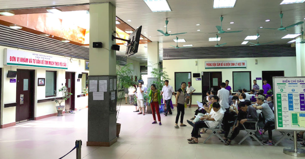 Viện Tim mạch Việt Nam