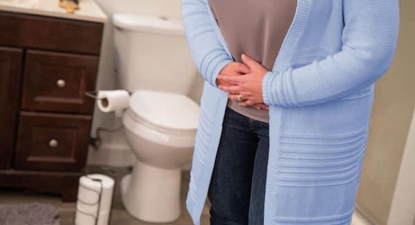 Nhiễm norovirus thường gây tiêu chảy, đau bụng
