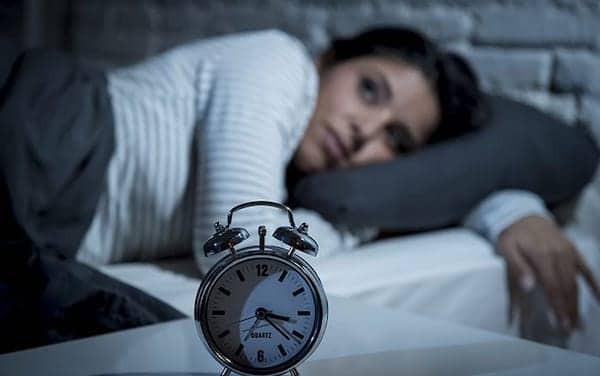 hội chứng ngưng thở khi ngủ