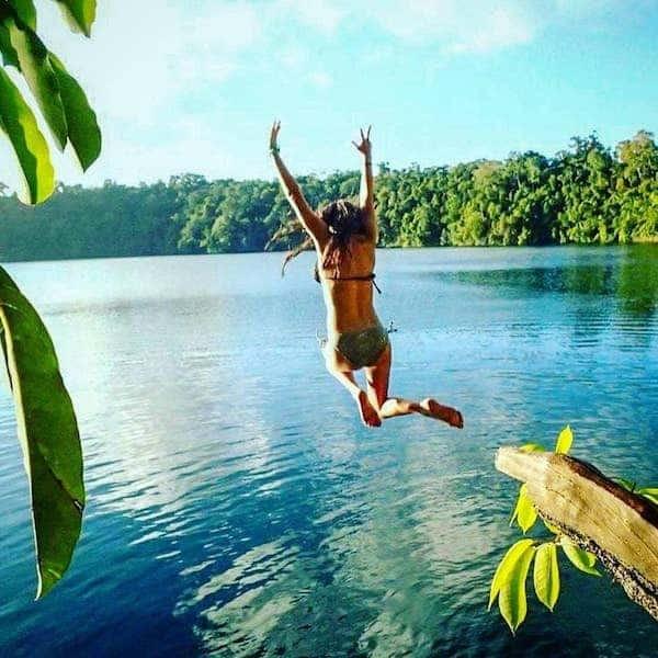 Bơi ở những vùng nước ngọt, ấm có thể bị nhiễm naegleria