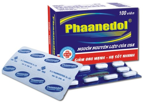 Thuốc Phaanedol