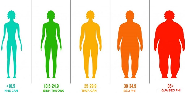Chỉ số BMI và ý nghĩa với sức khỏe