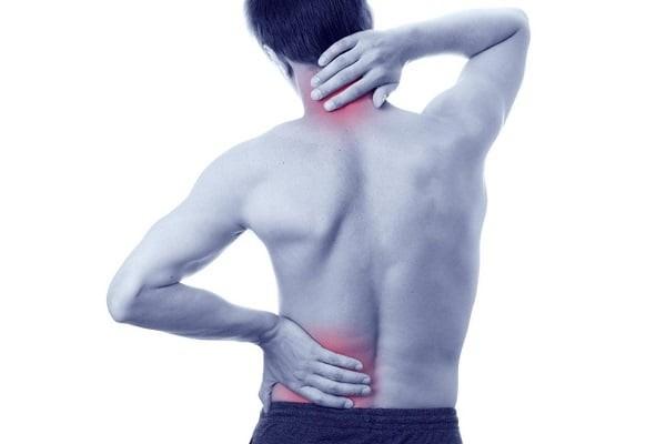 Tình trạng đau mỏi cơ