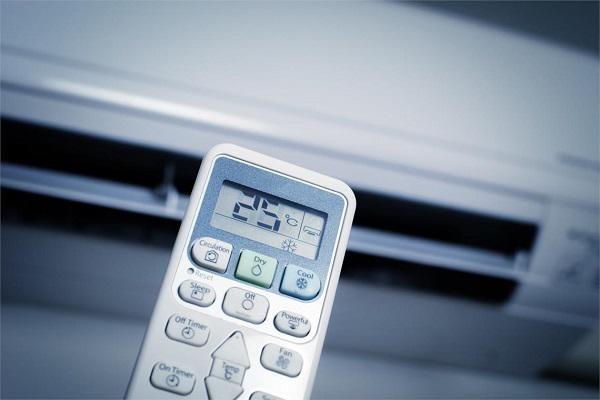 Điều chỉnh nhiệt độ điều hòa thích hợp