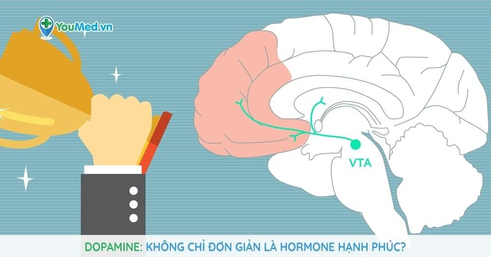 Dopamine - Không chỉ đơn giản là hormone hạnh phúc