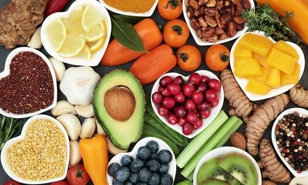 Chế độ ăn lành mạnh giúp bạn bảo vệ gan