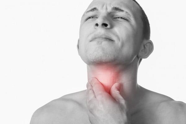 Giọng nói thay đổi do viêm