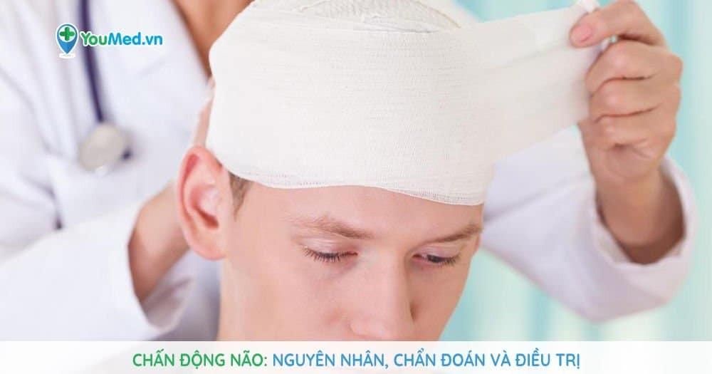 Chấn động não: Nguyên nhân, chẩn đoán và điều trị