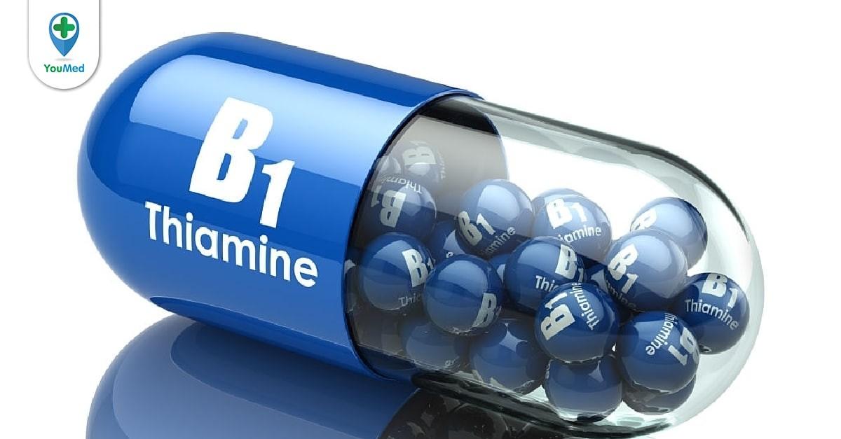 Vitamin B1 và những điều quan trọng bạn cần biết!