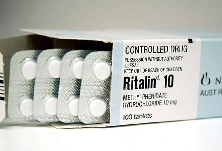 Thuốc Ritalin (methylphenidate)