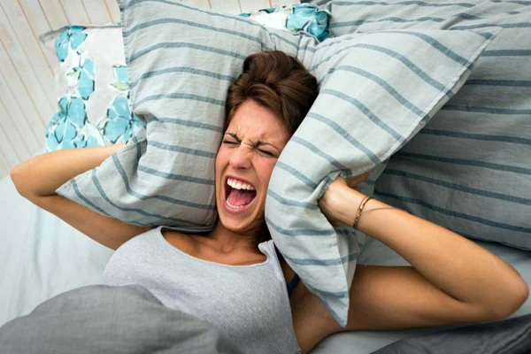 Chèn ép thần kinh thẹn có thể gây stress