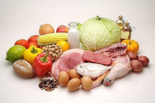 Thực phẩm dinh dưỡng cho đôi mắt sáng khỏe