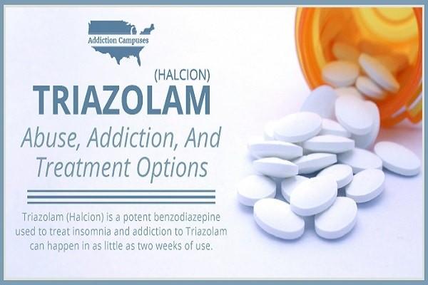 Thuốc Triazolam