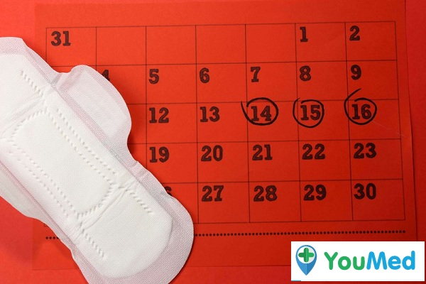 Trễ kinh là một dấu hiệu mang thai điển hình