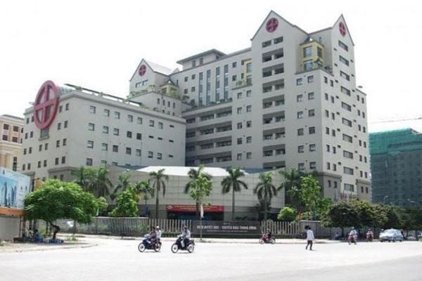 Viện Huyết học truyền máu Trung ương - ngân hàng máu cuống rốn