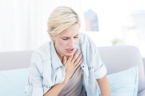 Cần cấp cứu khi triệu chứng của bệnh trở nặng