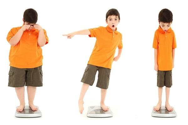 Chỉ số BMI ở bé trai và gái sẽ khác nhau