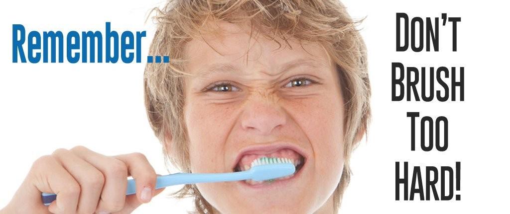thói quen răng miệng xấu
