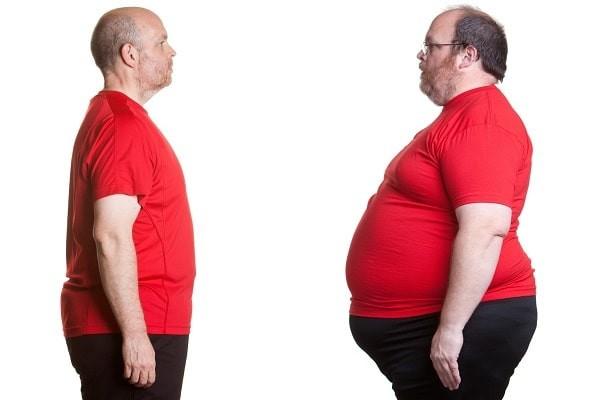 Béo phì, đặc biệt là béo bụng gây nguy cơ bị gan nhiễm mỡ