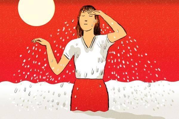 Hãy thay quần áo sau khi tiếp xúc với yếu tố kích ứng