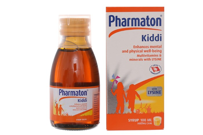 Thuốc Pharmaton Kiddi
