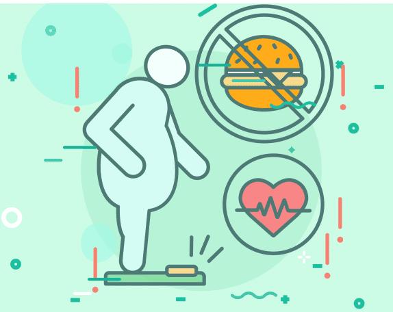 Hội chứng chuyển hóa gây tăng cân