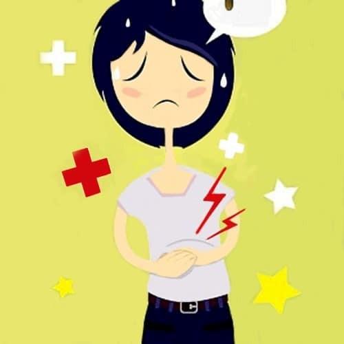 Đa số người dùng bị tiêu chảy khi mới uống thuốc Artreil