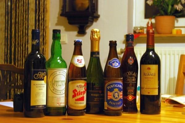 Uống nhiều rượu bia có thể khiến bạn thiếu folate