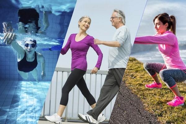 Xây dựng lối sống năng động, lành mạnh để ngăn ngừa thoái hóa cột sống thắt lưng