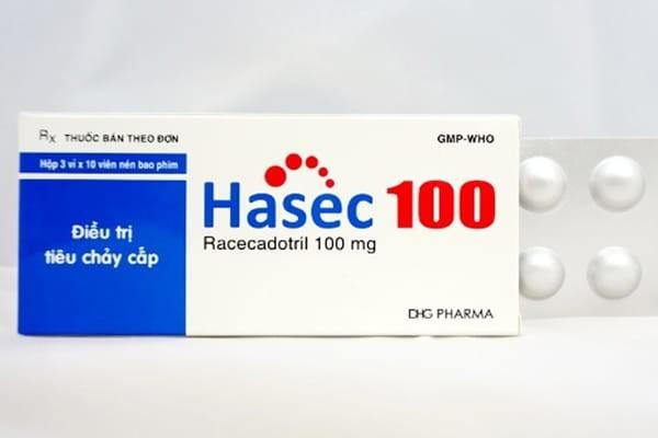 Thuốc Racecadotril giúp chống tiêu chảy
