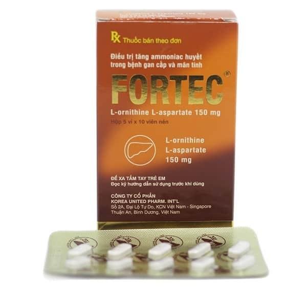 Thiết kế thuốc Fortec