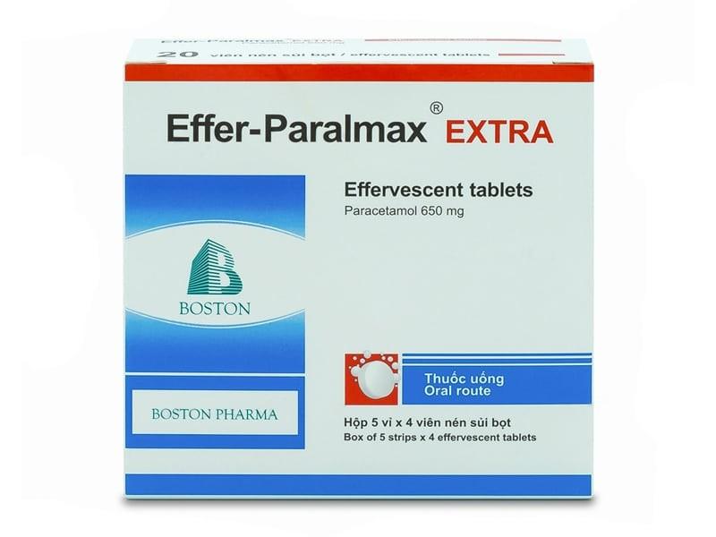 thuốc Effer Paralmax Extra