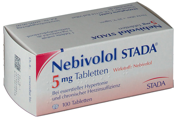 Thuốc Nebivolol