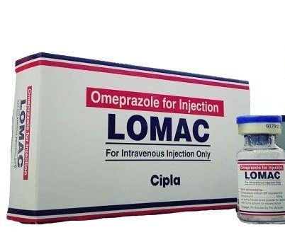 Thuốc Lomac dạng thuốc tiêm