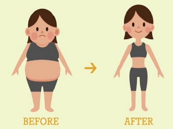 Hạt chia có tác dụng giảm cân